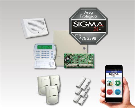 Kit Alarma 24hs – Premium