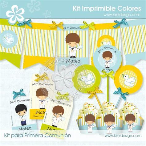 Kit Comunión Colores – KireiDesign