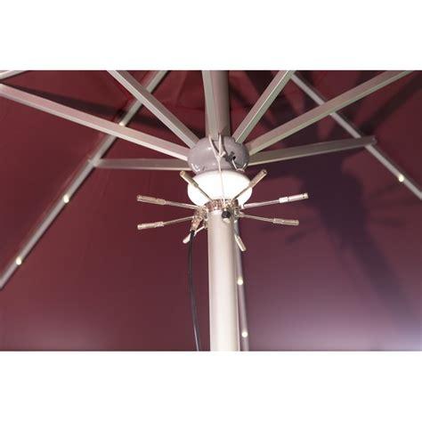 Kit parasol 8 buses pour parasol à pied central