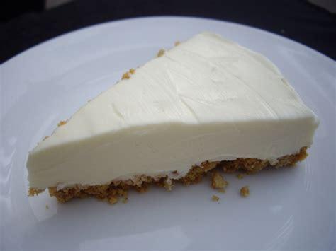 Kitchen Diaries Challenge 2013: White Chocolate Cheesecake