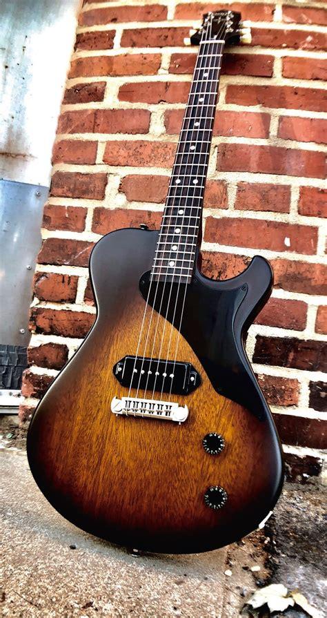 Knaggs Kenai J: A single cutaway guitar with classic looks ...