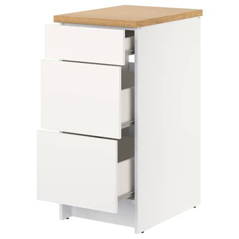 KNOXHULT Ab cajones, blanco   IKEA