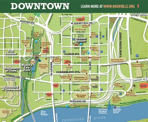 Knoxville Attractions & Restaurants | Academic Games ...