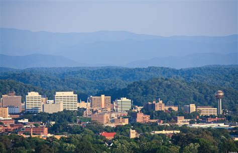 Knoxville, TN Is America s Most Romantic City According To ...