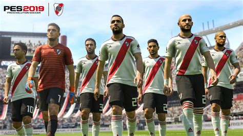 KONAMI Signs as Official Sponsor of Club Atlético River ...