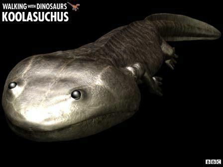 Koolasuchus | Walking With Wikis | FANDOM powered by Wikia