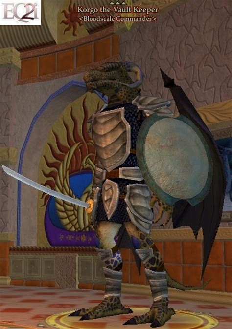Korgo the Vault Keeper   EQ2i, the EverQuest 2 Wiki ...