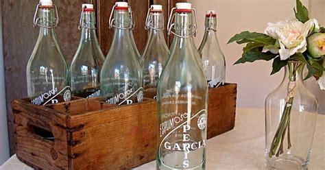 KP Tienda Vintage Online: Caja de botellas antiguas de ...