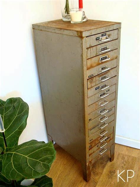 KP Tienda Vintage Online: Cajonera industrial Ref. T9