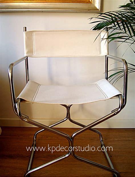 KP Tienda Vintage Online: Silla de director vintage de los ...