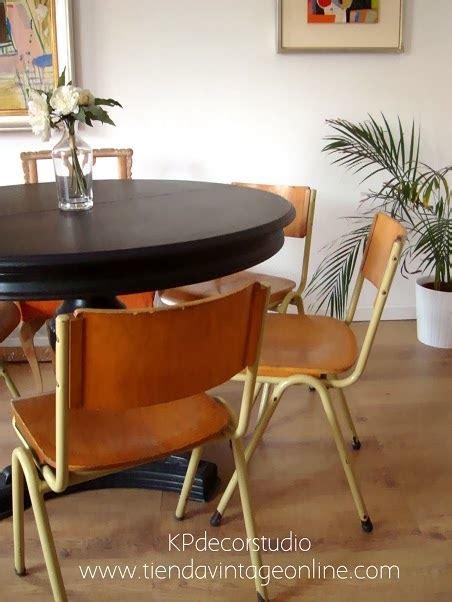 KP Tienda Vintage Online: Sillas de madera estilo nórdico ...