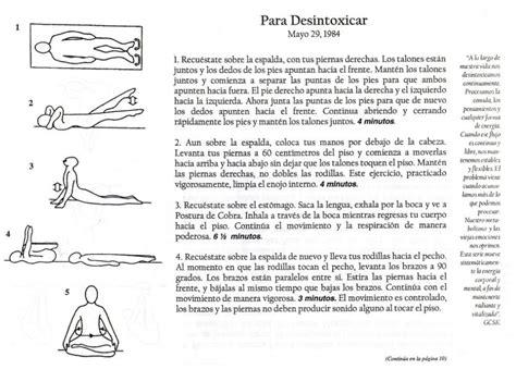 Kriya de Kundalini Yoga para desintoxicar el cuerpo ...