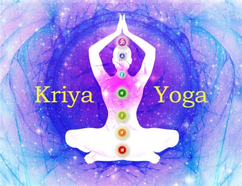 Kriya Yoga Meditation – Basic Course  Level I  both ...