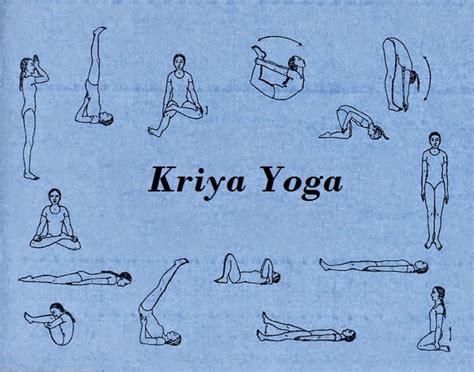 KRIYA YOGA: técnicas comunes, posturas, ejercicios y más