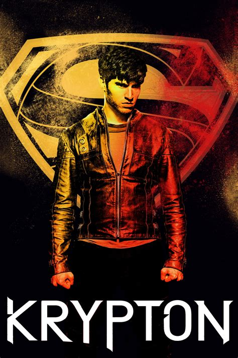 Krypton  TV Series 2018      Posters — The Movie Database ...