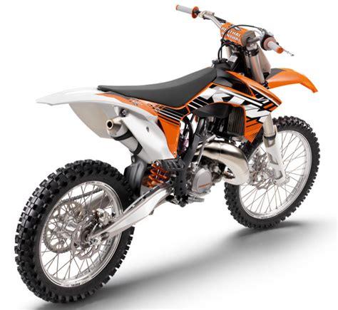 KTM 125 SX 2012   Fiche moto   MOTOPLANETE