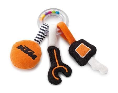 KTM 15 BABY RATTLE RING   Gear 4 Direct | Motocross baby ...