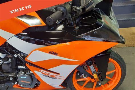 KTM RC 125 2018 de segunda mano | Blog de Compro tu Moto