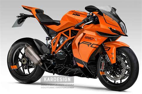 KTM RC8 R 2022, el mito naranja puesto al día con rasgos ...