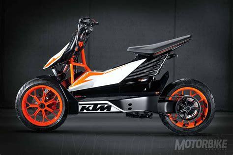 KTM y Bajaj fabricarán motos eléctricas juntos desde 2022 ...
