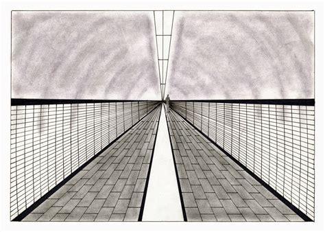 Kuiloa Blog de Dibujo : Perspectiva a un punto de fuga