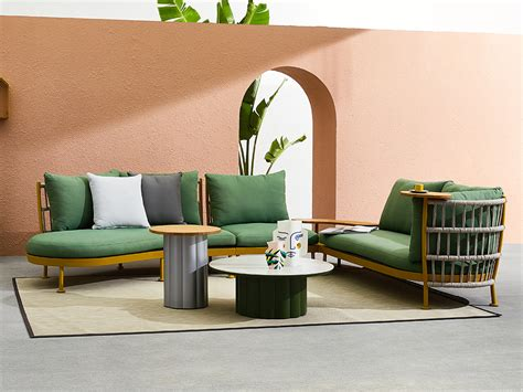 Kun Design: Outdoor furniture inspired by nature and life ...