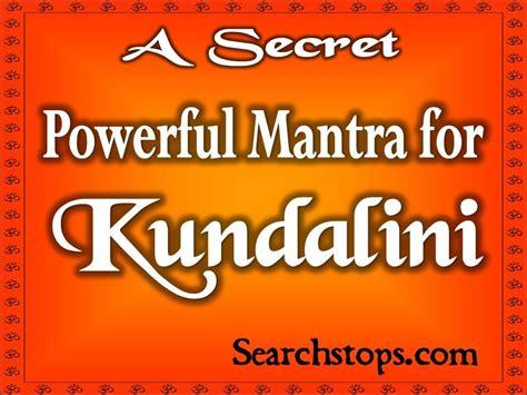 Kundalini Awakening Mantra   Guru Mantra for Kundalini ...
