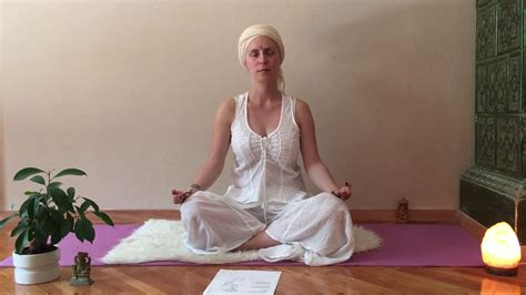 KUNDALINI YOGA   Kriya za oči   YouTube