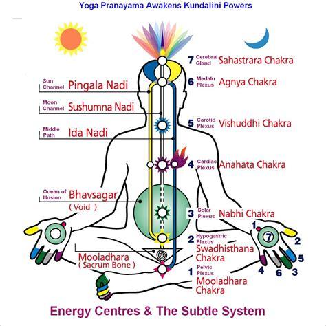 Kundalini Yoga – Part 2: Psychic Body and the Chakras ...