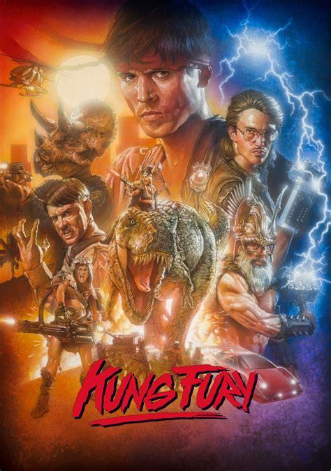 Kung Fury   Movie fanart   fanart.tv