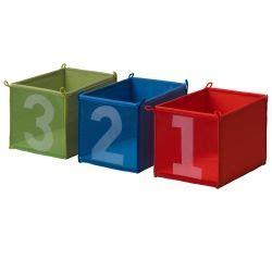 KUSINER Caja | Cajas ikea, Almacenamiento de juguetes ikea ...
