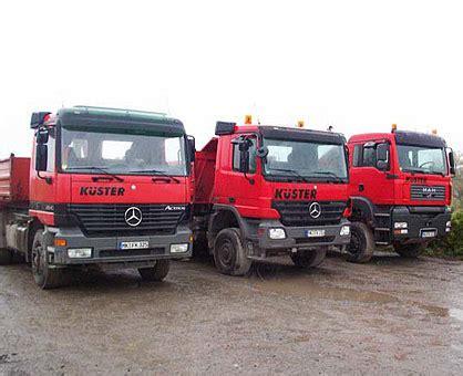 Küster Transporte & Baustoffe GmbH