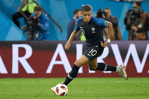 Kylian Mbappe age: How old is France World Cup hero ...