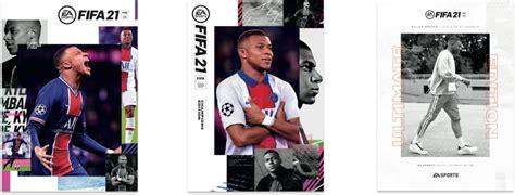 Kylian Mbappé estará en la portada de FIFA 21 | Tendencia ...