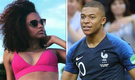 Kylian Mbappe girlfriend: Love interest Alicia Aylies ...