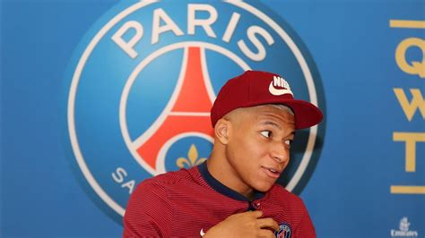 Kylian Mbappe: I adored Cristiano when I was little but ...