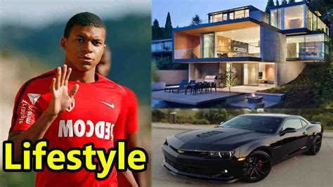 Kylian Mbappé Lifestyle, Net Worth, Salary,House,Cars ...