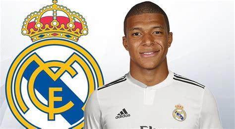 Kylian Mbappé llegará al Real Madrid antes del 30 junio ...