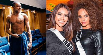 Kylian Mbappé tiene su musa: Alicia Aylies, ex Miss ...