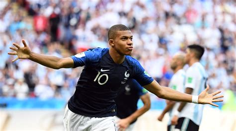 Kylian Mbappe upstages Lionel Messi as France knock out ...