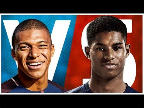 Kylian Mbappe vs Marcus Rashford   Who is Better?   Nehanda TV