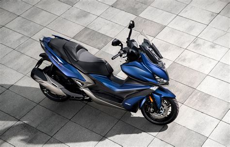 KYMCO Xciting S 400, maxi scooter polivalente | Club del ...