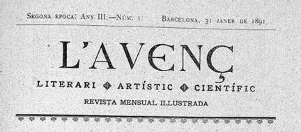 L Avenç  1881 1893    Viquipèdia, l enciclopèdia lliure