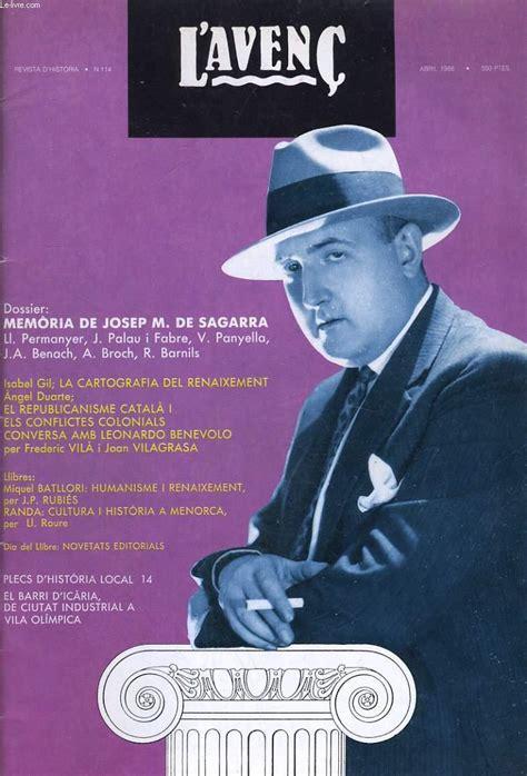 L AVENC, REVISTA D HISTORIA, N°114, ABRIL 1988, DOSSIER ...