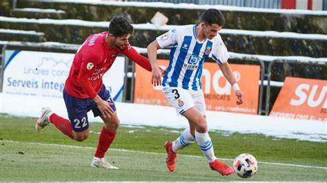 L Espanyol B esgarrapa un punt al camp de l Olot | betevé