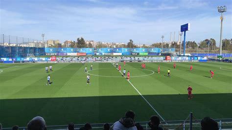 L Espanyol B guanya l Olot  2 1  i suma tres punts clau ...