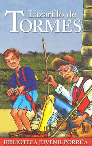 L@s diver tid@s: LAZARILLO DE TORMES, ejemplo de novela ...