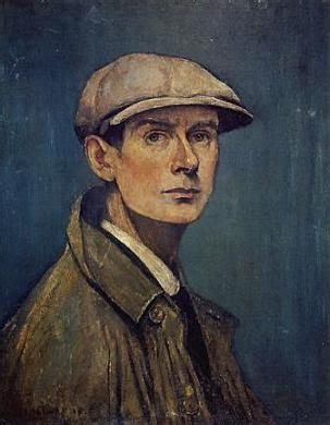 L.S. Lowry  1887   1976  . Um pintor modernista inglês.