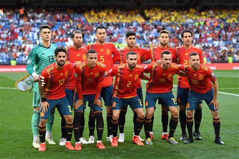 La agenda de la Selección de España: cuándo vuelve a jugar ...