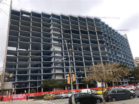 La antigua sede de Telefónica, edificio maldito de Barcelona